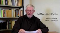 frei Mauro Jöhri OFMCap - Ministro General