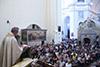 Porziuncola, Assisi, 2017.08.01. Chiusura dell'VIII Centenario del Perdono di Assisi