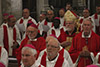 La Verna – messa dei vescovi