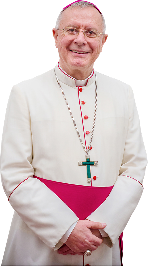 Bishop Paul Hinder