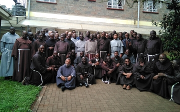 Franciscan School of Formation for Formators in Africa