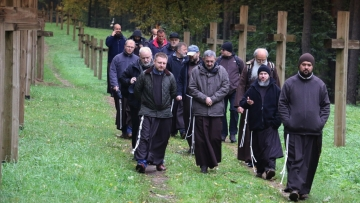 Meetings of Capuchin Conferences