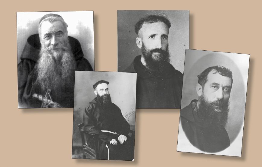 Three New Martyrs and a Venerable