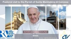 Pastoral visit to the Parish of Santa Maddalena di Canossa