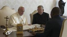 Il Papa: dialogo, pace e lotta alla povertà in Congo